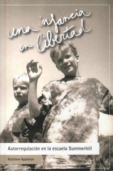 Portada Una infancia en Libertad