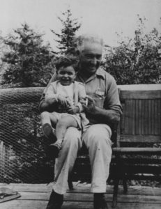 wilhelm-reich-with-his-son-peter-maine