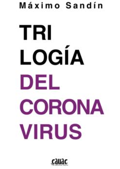 Portada del libro Trilogía Coronavirus