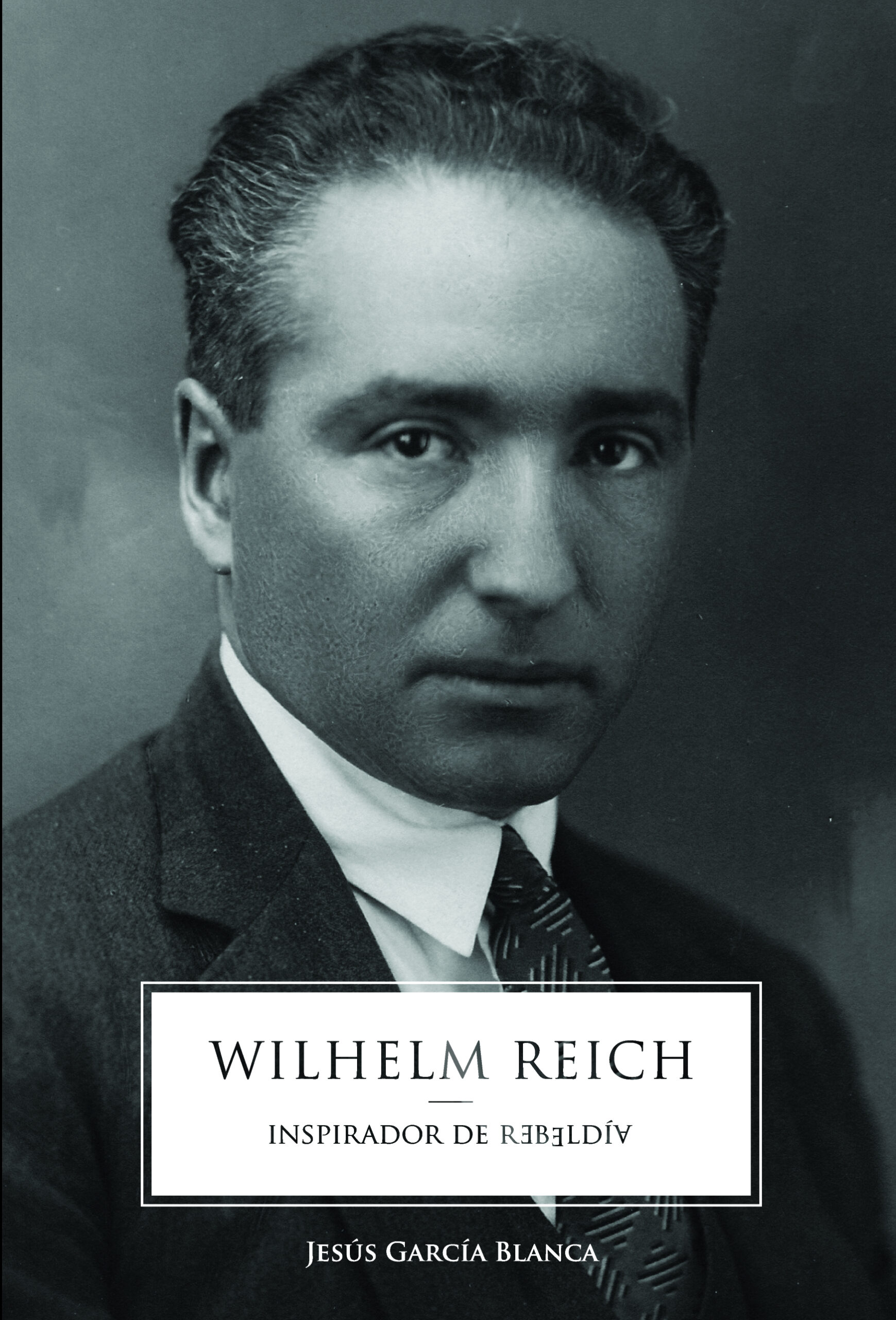 Portada libro Wilhem Reich